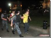 Милиция нашла шесть жертв вчерашнего футбола