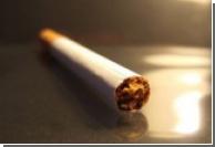 Голливудские киногерои бросают курить