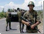 Российские миротворцы задержали грузинскую бронетехнику