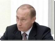 Путин примет в Кремле верительные грамоты