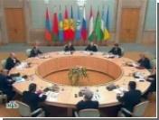 Неформальный саммит СНГ начался на берегу Москвы-реки