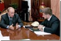 Кадыров просит Госдуму оставить Путина на третий срок