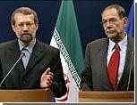 Хавьер Солана провалил переговоры с Ираном