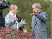 На саммите G8 Буш прокритикует Путина приватно