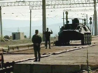 Восьмой по счету эшелон с российской техникой покинул Грузию