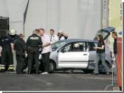 В Берлине автомобиль, прорвав оцепление, врезался в группу болельщиков