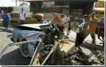 При взрыве двух бомб в Багдаде погибли 15 человек