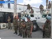 """Ракеты """"Хизбаллах"""", метившие в Израиль, поразили базу ООН в Ливане"""
