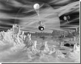 На Титане идут дожди