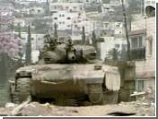 Израильские танки вновь вторглись в сектор Газа