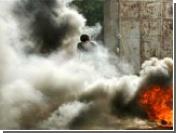 Армия обороны Израиля вступила в бой с палестинцами