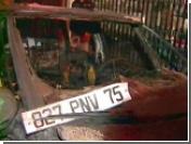 Пригороды Парижа отметили 14 июля сожжением машин