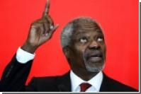 Совет Безопасности начал секретное голосование по кандидатуре преемника Кофи Аннана