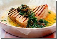 Запеченная и приготовленная на гриле рыба защищает от аритмии
