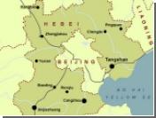 На севере Китая произошло землетрясение