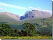 В Шотландии 7 человек пострадали при столкновении кабин фуникулера на горе Бен-Невис