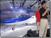 Honda запускает свой самолет