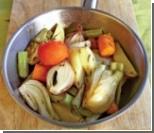Жареные овощи разрушает зубную эмаль