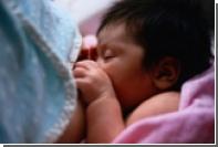 Грудное молоко помогает развиваться мозгу недоношенных детей