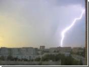 Итальянский гид убита ударом молнии