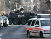 В Швеции преступники, чтобы добраться до ценного груза, взорвали инкассаторскую машину