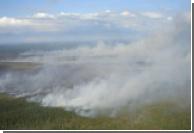 В Эстонии бушуют лесные пожары