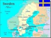 В Швеции взорвана машина инкассаторов