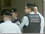 В Греции при ограблении банка похищено около 100 тыс. евро