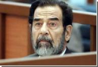 Саддам предпочел расстрел повешению