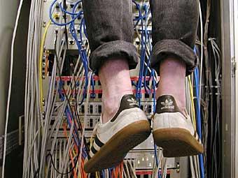 Системные администраторы отмечают профессиональный праздник