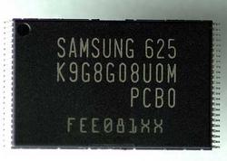 Samsung всё-таки начинает производство 8-Гбит памяти NAND