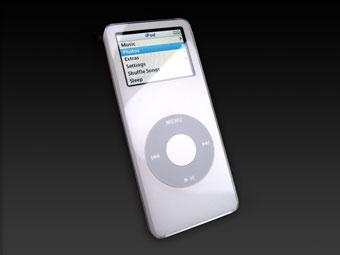 iPod уступает лидерство китайским плеерам