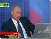 Путин рассказал о пользе службы в КГБ