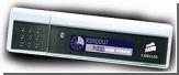 Corsair: анонс USB-накопителя с экраном Bi-stable Cholesteric Display (BCD)