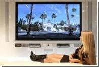 В Японии поступит в продажу телевизор размером в человеческий рост