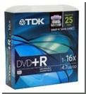 TDK SNAP N` SAVE - надежная упаковка для DVD-носителей