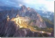 Горы Европы теряют свою высоту из-за глобального потепления
