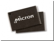 Intel и Micron создали 50-нанометровый чип NAND