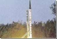 США запустили баллистическую ракету