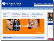 Баннеры MySpace заразили миллионы компьютеров