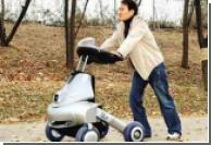 Южнокорейские роботы помогут старикам