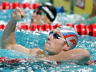 Прилуков выиграл соревнования на дистанции 400 метров вольным стилем