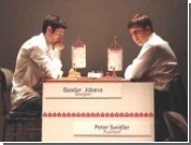 Петр Свидлер лидирует на шахматном супертурнире в Дортмунде