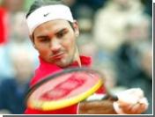 Звезда тенниса Роже Федерер ворует полотенца