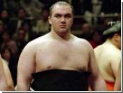 Российский сумоист дисквалифицирован за дебош в раздевалке