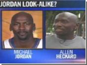 Двойник Майкла Джордана требует от баскетболиста компенсацию за сходство