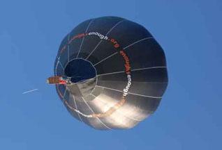 Британец на воздушном шаре установил мировой рекорд