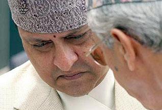Непальский король лишится дворца