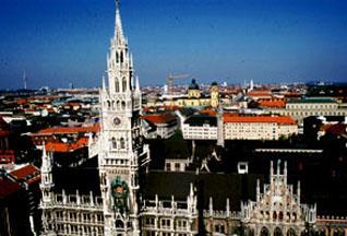 Мюнхен признан красивейшим городом планеты
