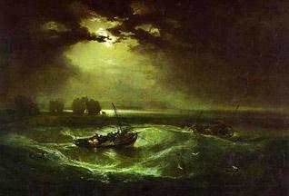 На Sotheby's были проданы 14 картин британского пейзажиста Уильяма  Тернера